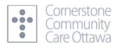 Cornerstone Community Care Ottawa Logo